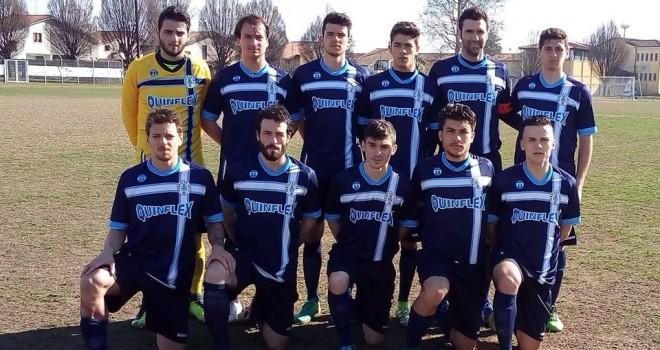 Dak-Verolese 2-0: i biancazzurri salutano la Promozione