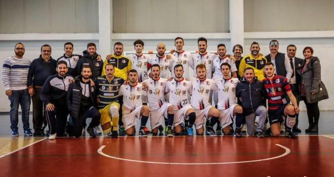 Il Caserta Futsal presenta lo staff tecnico e la rosa