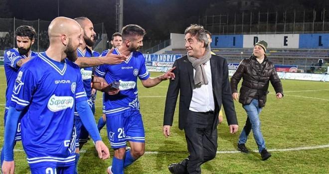 """F.Andria, Montemurro: """"Stiamo chiudendo per Esposito"""""""