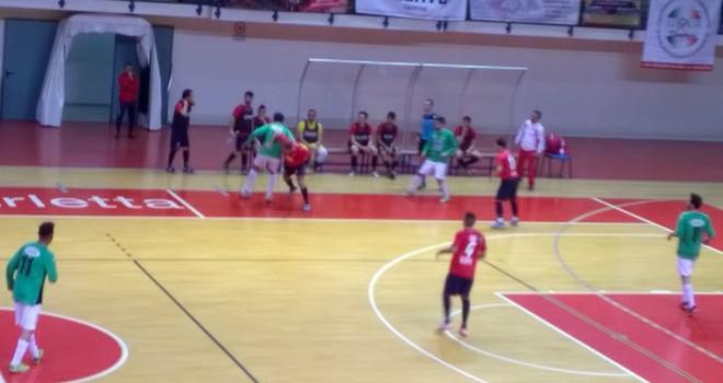 Calcio a 5, Santos: ko contro l'Eraclio Barletta