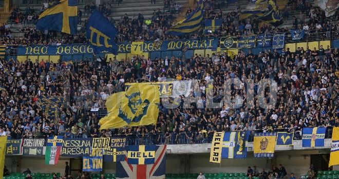 Verona Lecce diretta