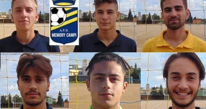 Campionato regionale Juniores, la Memory Campi ad 1 punto dalla storia