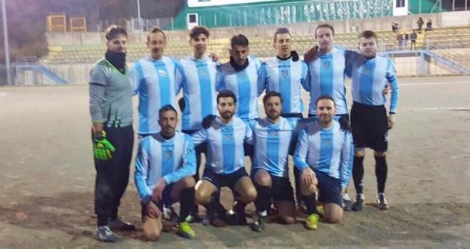 Grottaminardesi - Greci 1-5: segnale grecese al torneo
