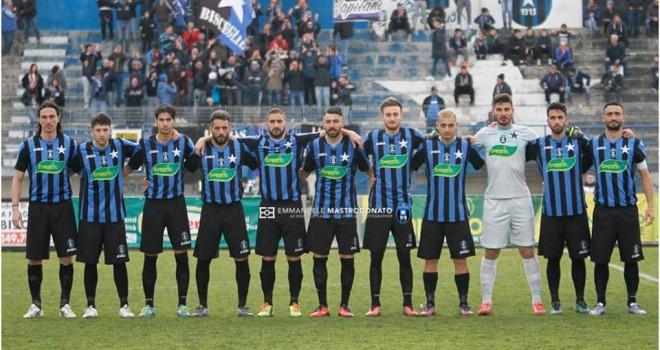 Bisceglie, è storia: 6-1 all'Agropoli e Lega Pro conquistata!