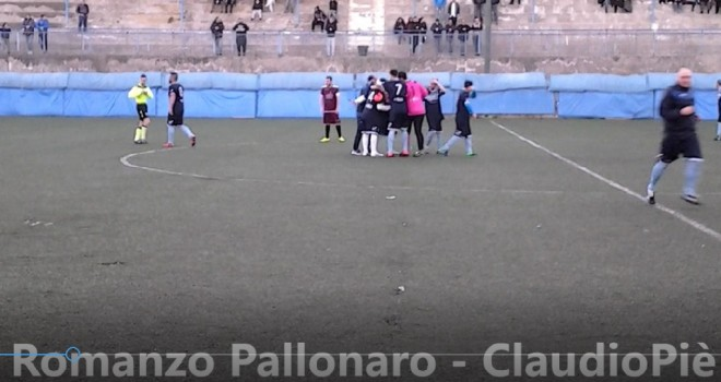 VIDEO. Montecalvario - Sant'Antonio Frattamaggiore 2-0: i goal
