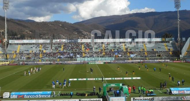 Coppa Italia, Brescia-Pescara: info e biglietti