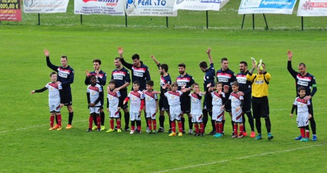 Game Over Borgosatollo: passa il Real Flero 4-2