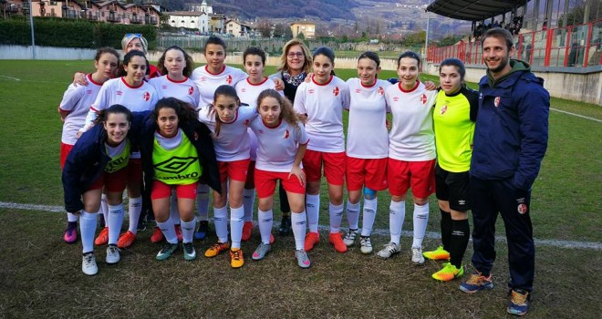 Under 15 Puglia, l'elenco delle 22 convocate, boom per la Pink