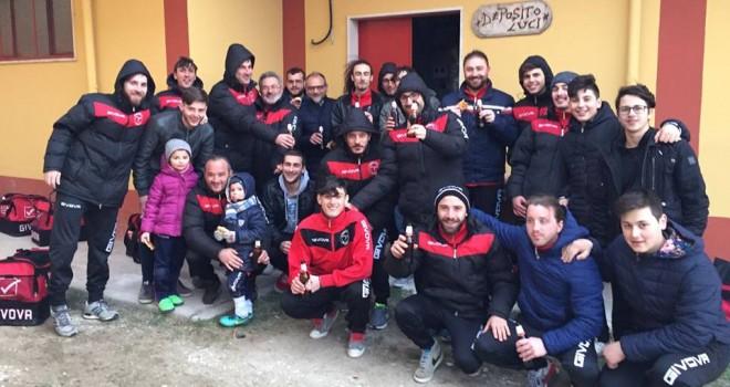 Montefalcone: sgambetto al Castelfranco nel derby