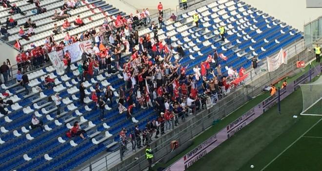 Altro punto d'oro del Mantova: é 0-0 con la Reggiana al Mapei Stadium