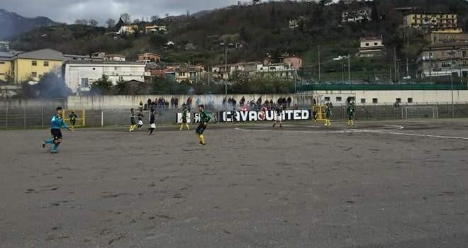 Il CavaUnited si scusa con lo Sporting Vietri: allontanati 6 giocatori