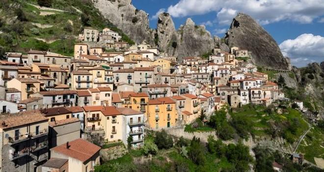 Il Picerno sostiene Castelmezzano per il titolo Il Borgo dei Borghi