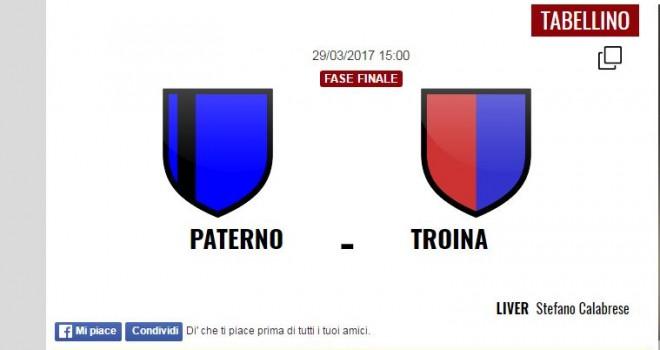 Coppa Italia Dilettanti: il Troina in Abruzzo per la semifinale