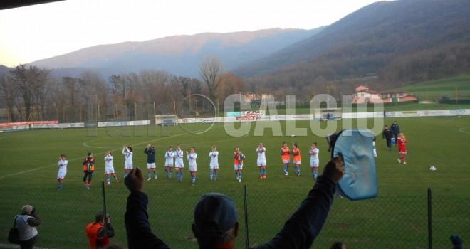 Il Brescia va sotto, ma passa a Tavagnacco per 3-1