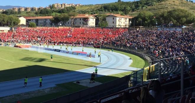 """Cosenza-F.Andria: i precedenti al """"Marulla"""""""