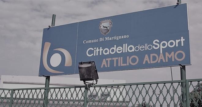 Cittadella dello Sport - Martignano