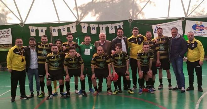 La Rey Futsal della passata stagione