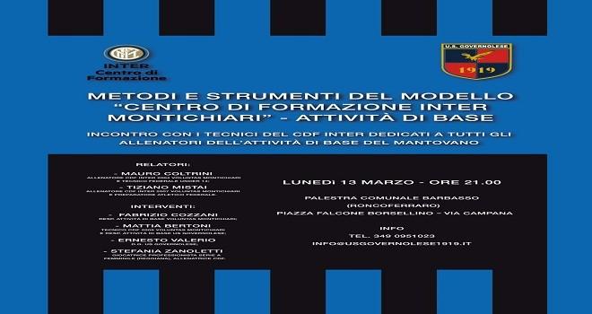 Calcio Giovanile:  incontro con i tecnici federali a Barbasso