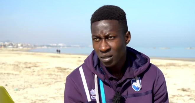 Coulibaly-Pescara, la favola si realizza: firma il giovane senegalese