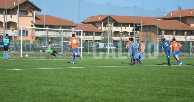 Il Rovizza  non va oltre lo 0-0 con il Castiglione