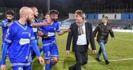 """Montemurro a Sveva Sport: """"Obiettivo playoff ancora possibile"""""""