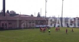 L'Accademia Borgomanero crolla di fronte all'Oleggio, pesante 5-2
