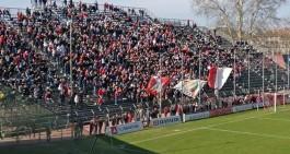 Finisce in parità il derby tra Mantova e Parma