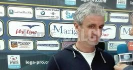 "Juve Stabia, Carboni: ""L'espulsione ha cambiato la gara, noi..."""