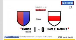 Coppa Italia Dilettanti: primo round dei quarti al Troina