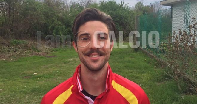 Federico Sola passa alla Pro Roasio