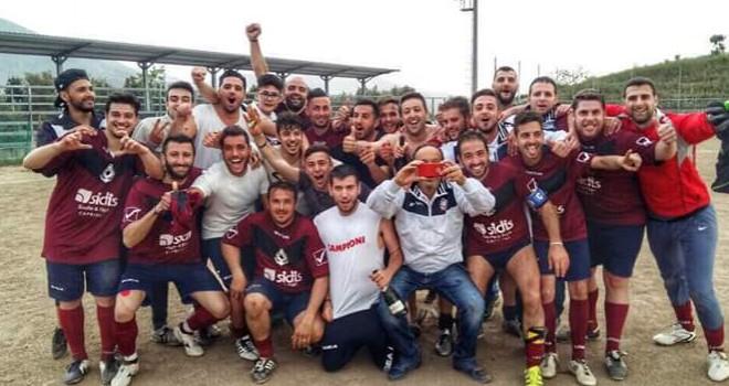 Festa promozione per il Caprioli: si vola in Seconda Categoria