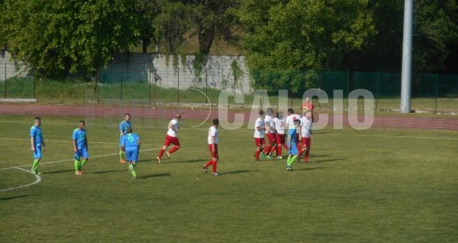 Pontogliese-Provezze 1-1: niente playoff per i verdeblu