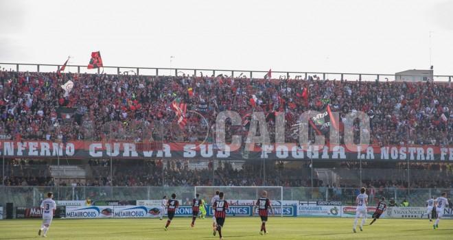 Foggia in festa: dopo 19 anni il ritorno in Serie B