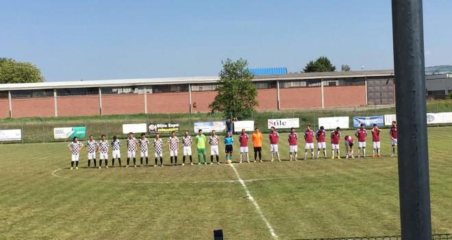 Gaglianico ed FC Biella fermano la corsa della VCA e Ceversama