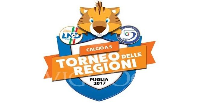 Torneo delle Regioni Calcio a 5: esordio col botto per i Giovanissimi