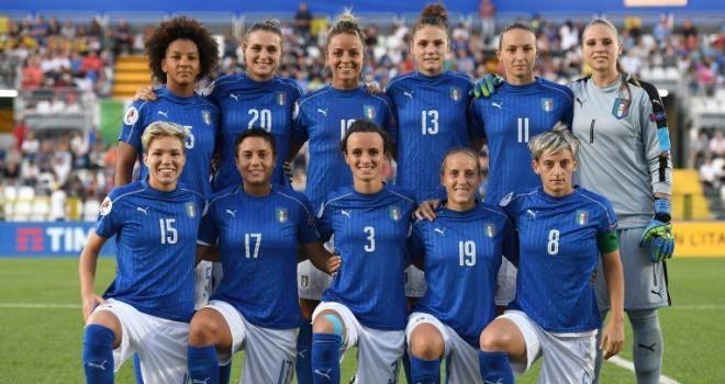 Qualificazioni Mondiali Femminili, girone abbordabile per l'Italia