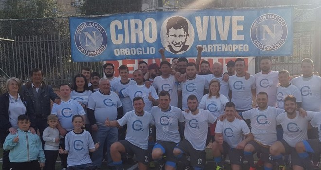 La Ciro Vive presente all'evento