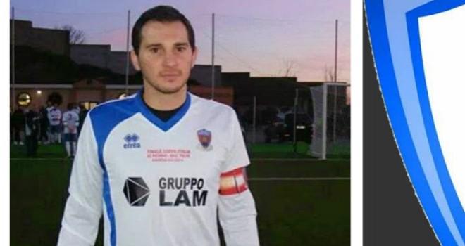 Grumentum Val d'Agri, Antonio Mele annuncia l'addio al calcio