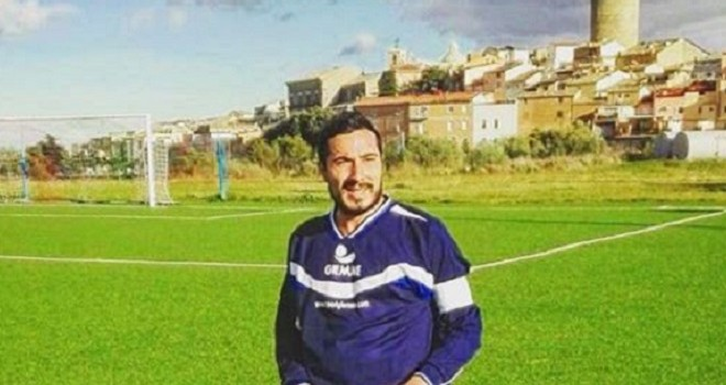 """Lucera, capitan Giordano: """"Siam retrocessi, chiediamo scusa ai tifosi"""""""