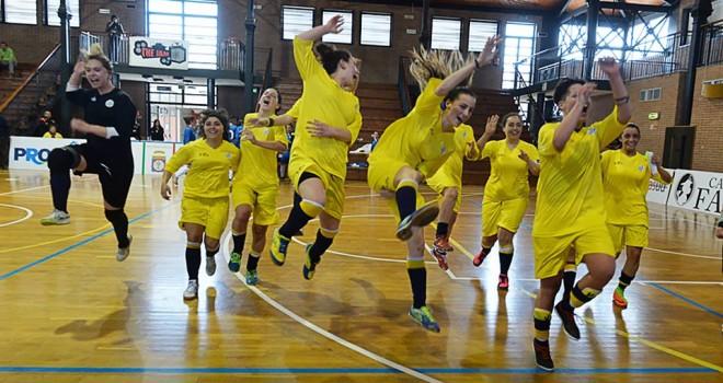 TDR, Campania, C5. AI quarti le Rappresentative Femminile e Allievi