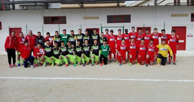 Juniores, il Canicattì batte 3 - 0 il Mussomeli