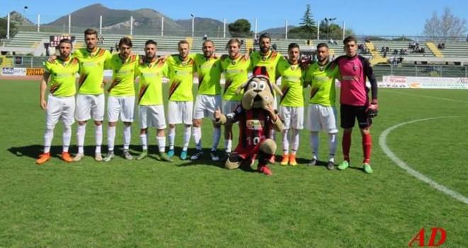 Nocerina-Bisceglie: tra i convocati rossoneri rientra Girardi