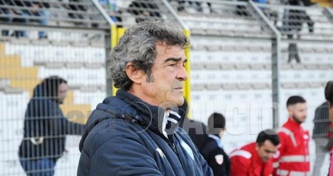 """Auteri: """"Riempite lo stadio, il Matera non deluderà. Vogliamo vincere"""""""