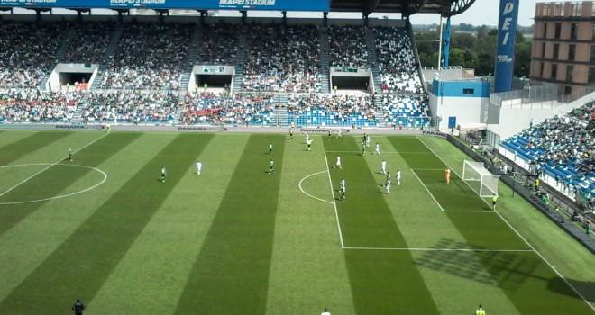 Sassuolo-Napoli 2-2, gol e spettacolo
