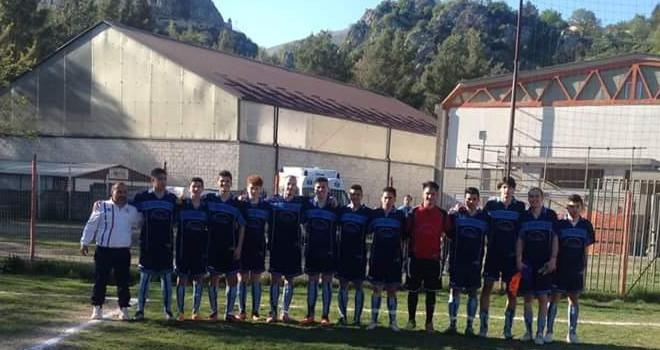 Juniores, sarà Murese-Sporting Matera la finale il 3 maggio