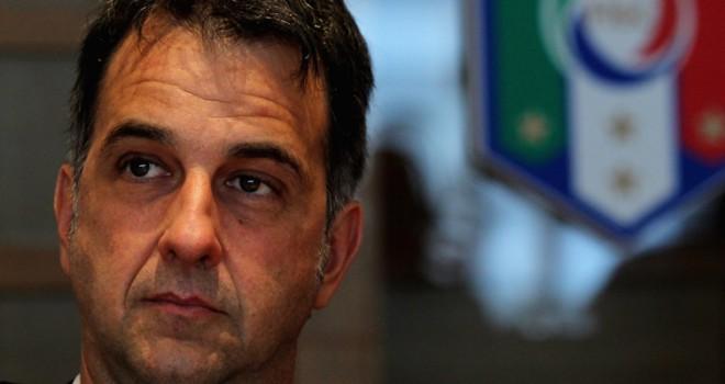 Il vicepresidente UEFA, Michele Uva