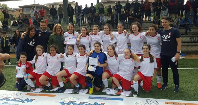 Carlini Cup U14, esordio della Pink Bari contro la Juventus il 23/6