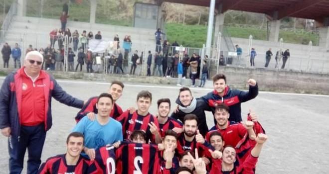 Juniores, Santarcangiolese e Vitalba sono in semifinale al fotofinish