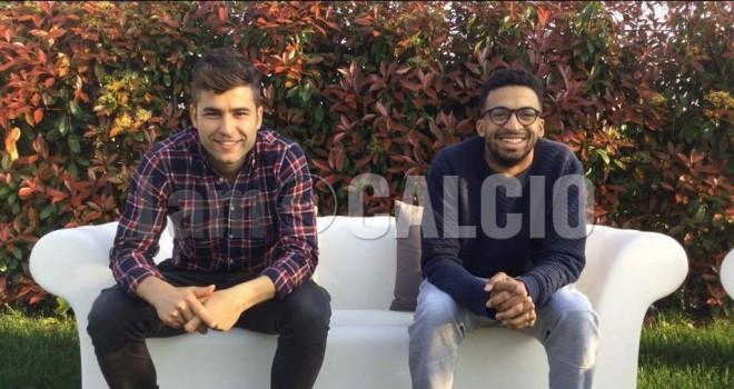 LA VIDEOINTERVISTA - Diego Giordano e Jack Andrea Latta