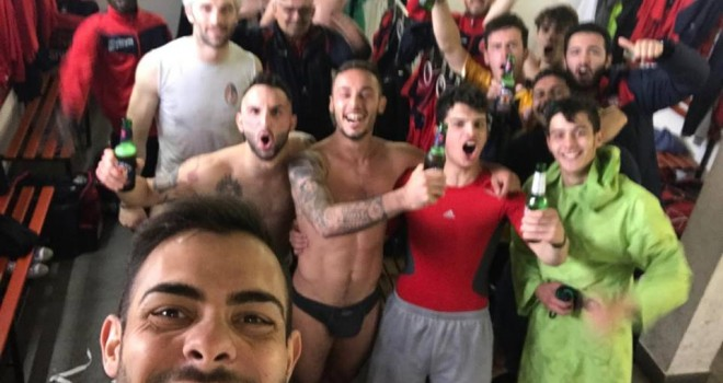 """Grande festa Rapid Torino, Oppedisano: """"Vittoria dal sapore speciale"""""""